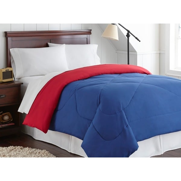 Super Brights Collection Reversible Down Alternative Comforter
