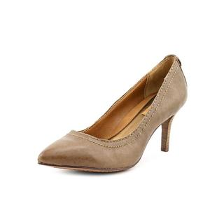 Calvin Klein Jeans Women's 'Ryleigh' Leather Dress Shoes