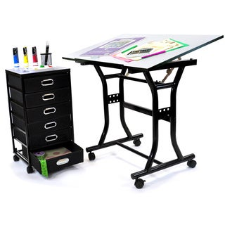 Martin Diamond Creation Craft Center w/ Taboret