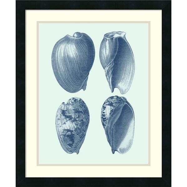 Vision Studio 'Coastal Curio VIII' Framed Art Print