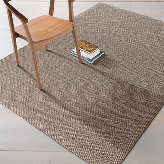 Portia Indoor/Outdoor Olefin Rug (5'3 x 7'6)