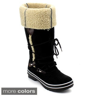 Fashionable Snow Boots For Women Photos | Teliop