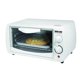 Better Chef White 9-liter Toaster Oven Broiler