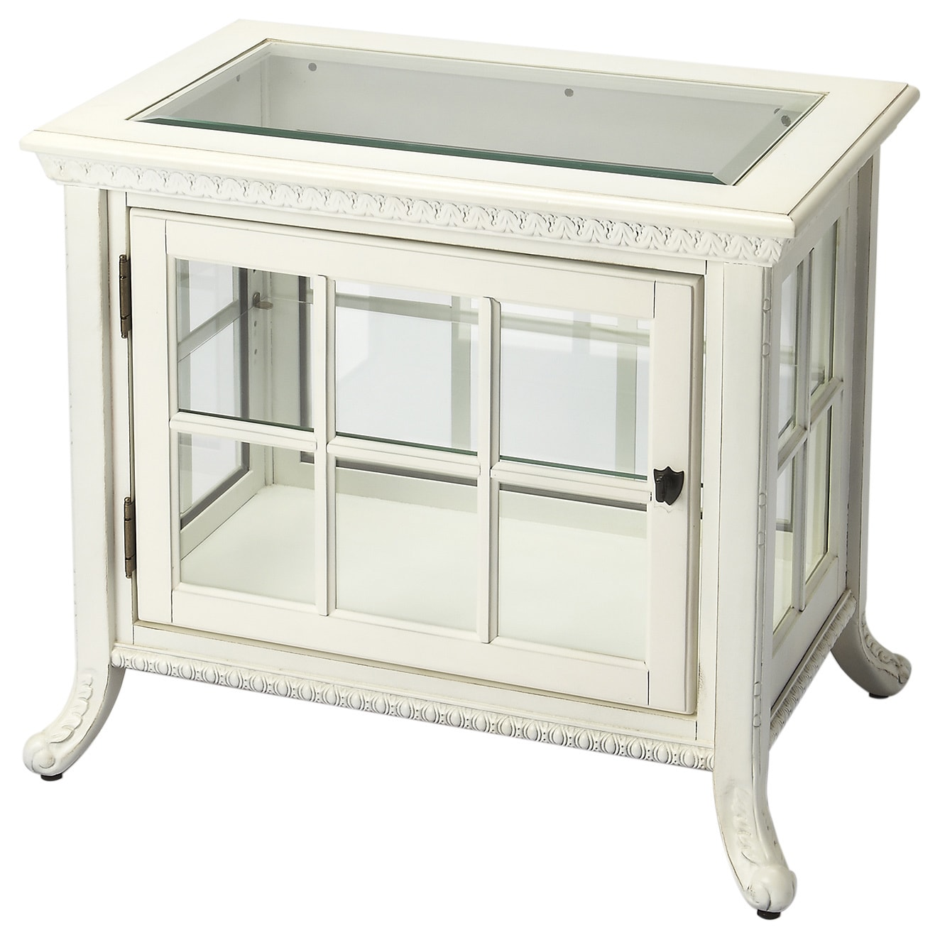 Curio Table Overstock Shopping Great Deals On Coffee Sofa End