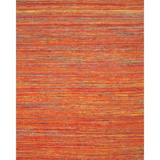 Zambezi Orange Multi Area Rug (3'6 x 5'6)