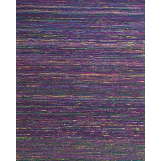 Zambezi Purple Area Rug (3'6 x 5'6)