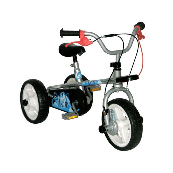 Quadrabyke 3 in 1 Kid's Adjustable Bicycle