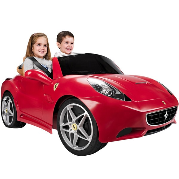 Feber Ferrari California 12-volt Children's Car