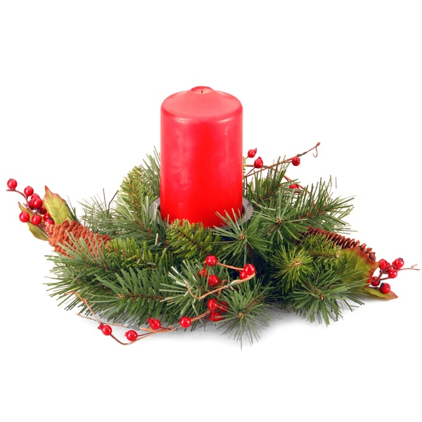 12-inch Classical Collection Single Candle Holder