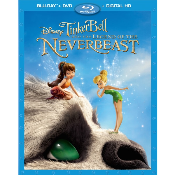 Tinker Bell: Legend Of The Neverbeast (Blu-ray/DVD) 14400486