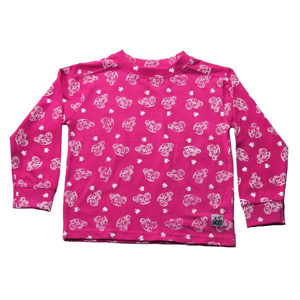 Case IH Toddler Allover Print Crew
