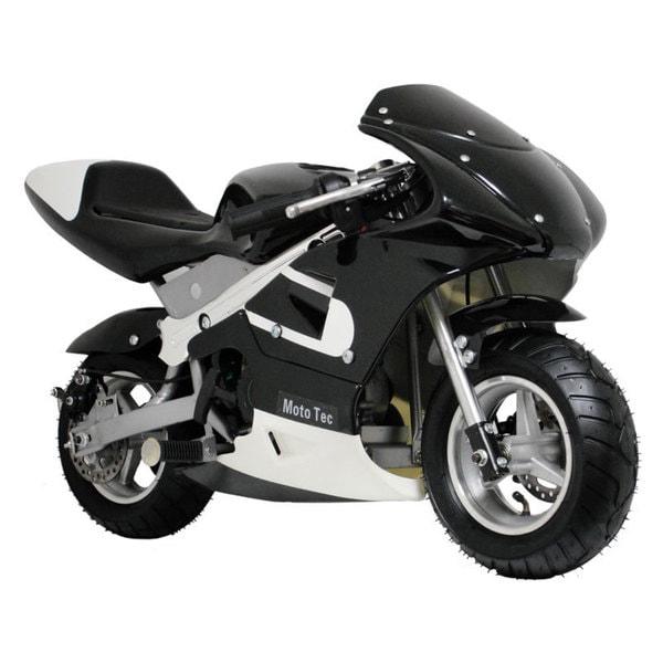 MotoTec Gas Pocket Bike