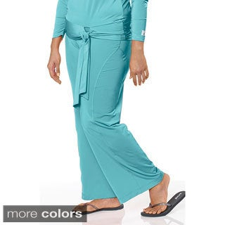 Live Life Large Women's Plus Size Technical Yoga Pants