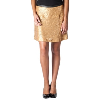 Women's Glitz and Glam Sequin Skirt