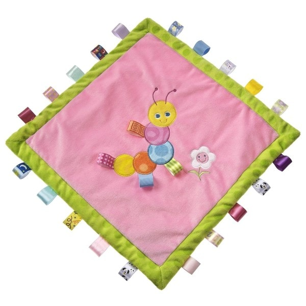 Taggies Caterpillar Cozy Blanket
