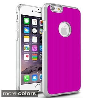 INSTEN Brushed Aluminum Phone Case Cover For Apple iPhone 6