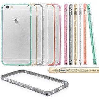 Gearonic Luxury Aluminum Bumper Case for 4.7-inch Apple iPhone 6