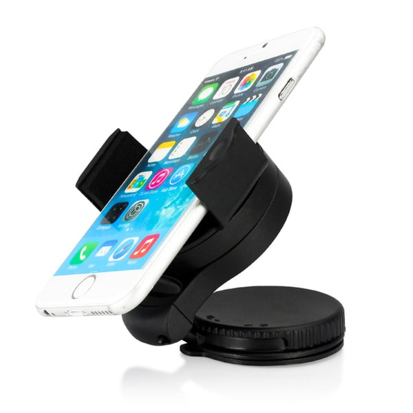 Gearonic Universal Car Windshield Mount for Smartphones/ GPS