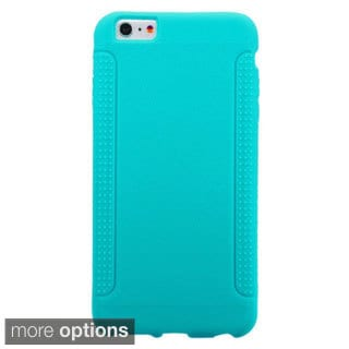 INSTEN Rubber Silicone Soft Skin Gel Phone Case Cover For Apple iPhone 6 Plus 5.5-inch