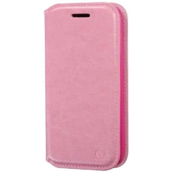 INSTEN Wallet Leather Folio Book-Style Flip Phone Case Cover With Stand For Kyocera Hydro Icon 6730/ Hydro Life 6530