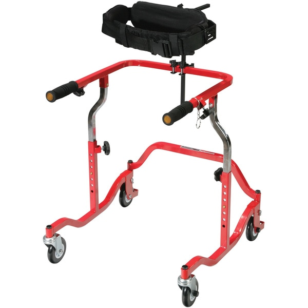 Trunk Support for Adult Safety Rollers