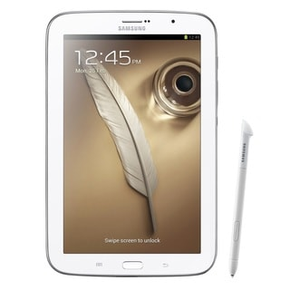 Samsung Galaxy Note 8.0 I467 White 16GB AT&T GSM 4G LTE 8-inch Tablet (Refurbished)