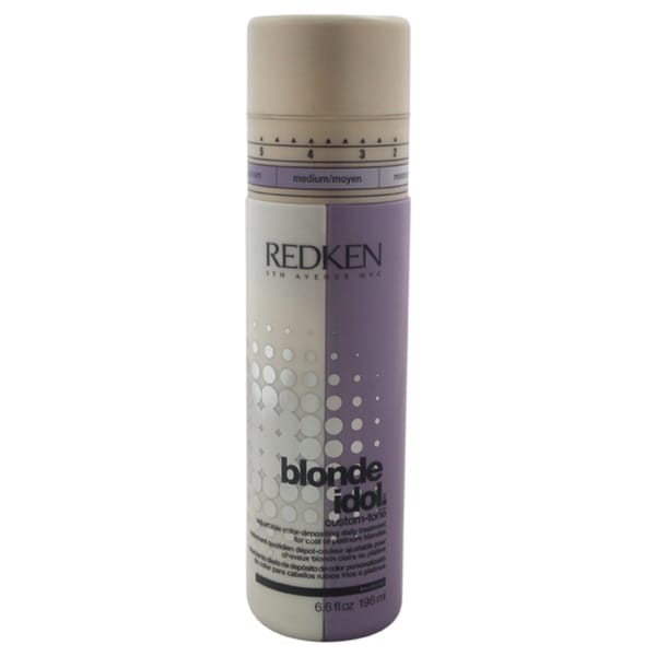 Redken Blonde Idol Custom-Tone Violet 6.6-ounce Conditioner