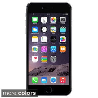 Apple iPhone 6 Plus 128GB 4G LTE Unlocked GSM Cell Phone with iOS8