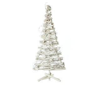 Sage & Co 12-inch x 27-inch Frosted Twig Tree (Pack of 2)