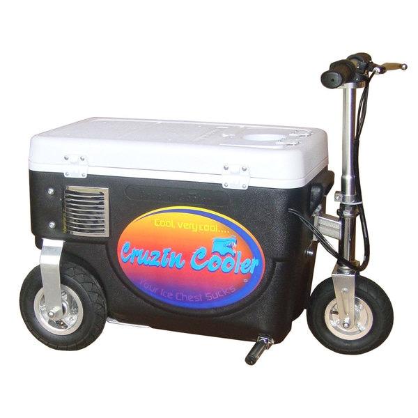 Ride On 1000-watt Cruzin Cooler Scooter