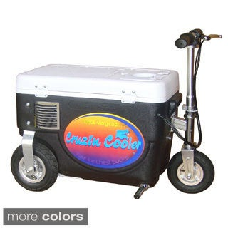 Ride On 1000-watt Cruzin Cooler Scooter