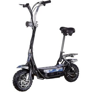 UberScoot Citi 800 Watt Black Electric Scooter