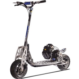 UberScoot Rx 50cc Black Scooter