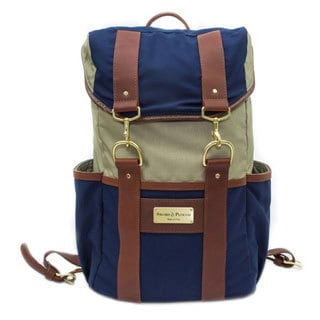 Sword & Plough Signature Coast Guard Blue Ruck Backpack