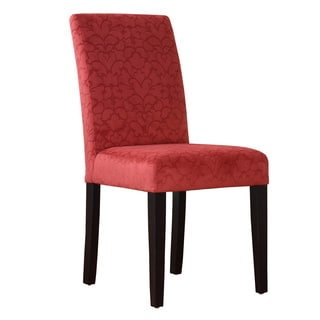 Oh! Home Tomato Red Upton Parsons Chair