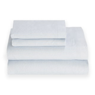Tommy Hilfiger Ithaca Stripe Cotton Sheet Set
