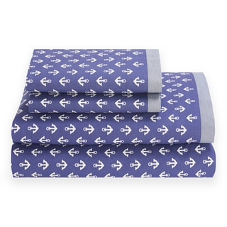Tommy Hilfiger Mystic Ancor Sheet Set