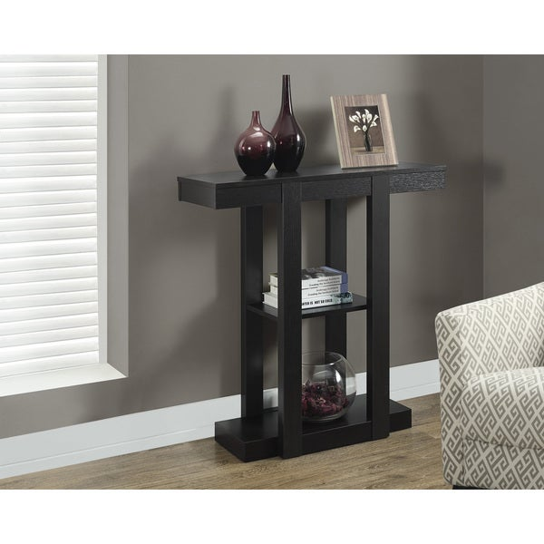 Cappicino 32-inch Hall Console Accent Table