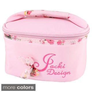 Jacki Design Bella Rosa Travelling Cosmetics Case