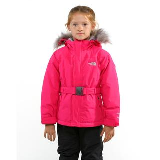 The North Face Girl's Greenland Passion Pink Jacket