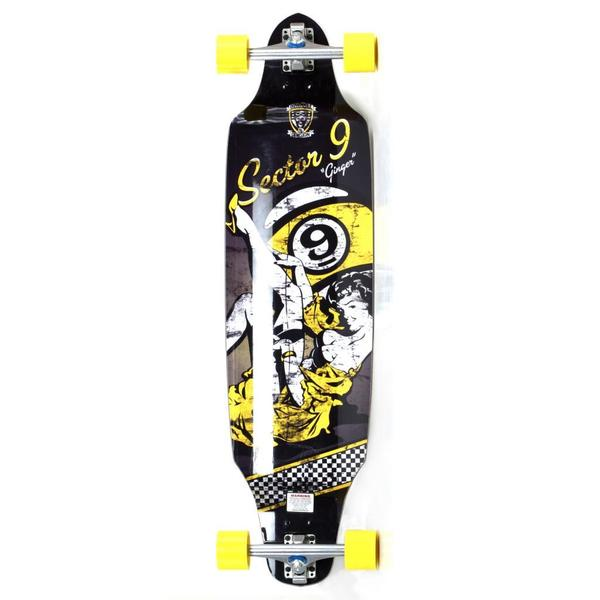 Sector 9 Ginger 39.5-inch Downhill Division Longboard