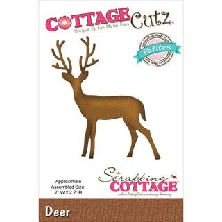 CottageCutz Petites Die-Deer