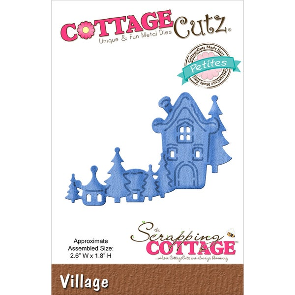 CottageCutz Petites Die-Village