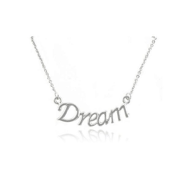 Mondevio Silver Dream Necklace