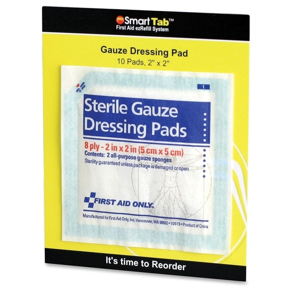 First Aid Only Gauze Pads (2x2)