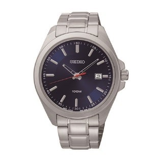 Seiko Men's SUR059 Stainless Steel Chronograph Watch