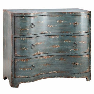 Widmer Monet Blue Layered-tone Cabinet