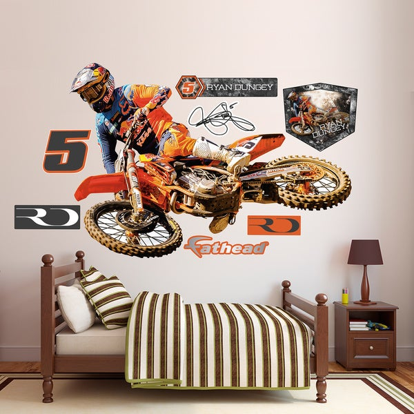 Fathead Ryan Dungey Wall Decals