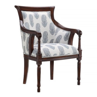 Montserrat Dark Cherry Barrel Back Chair
