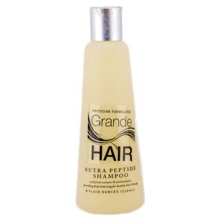 Grande Naturals Hair Peptide 8-ounce Shampoo